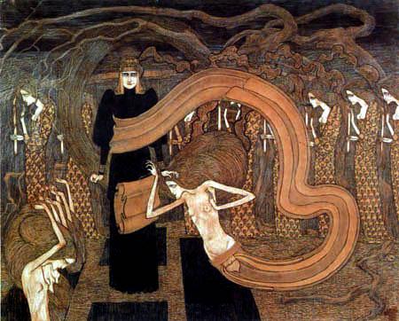 Jan (Johannes Theodor) Toorop - Fatalismus