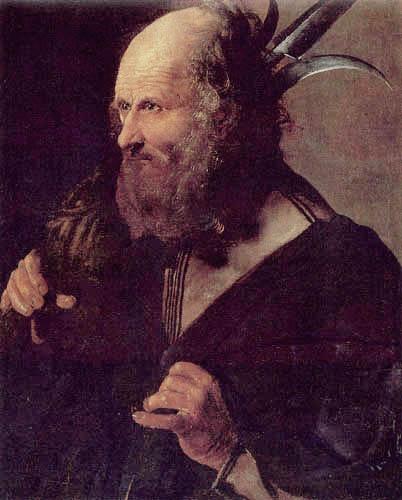 Georges de la Tour - Saint Jude
