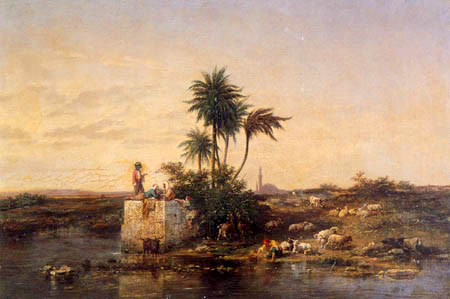 Charles Emile Vacher de Tournemine - Memory of Asia Minor