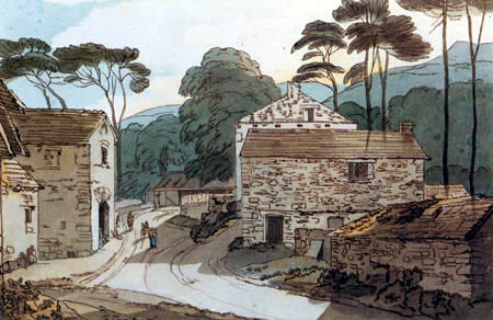Francis Towne - Ambleside