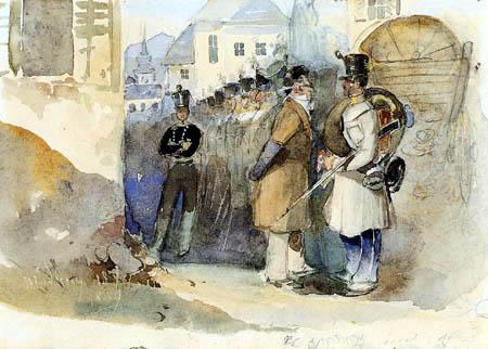 Friedrich Treml - Die Konfrontation