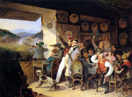 Friedrich Treml - Scheibenschießen