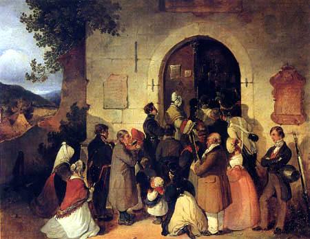 Friedrich Treml - Pilgrims