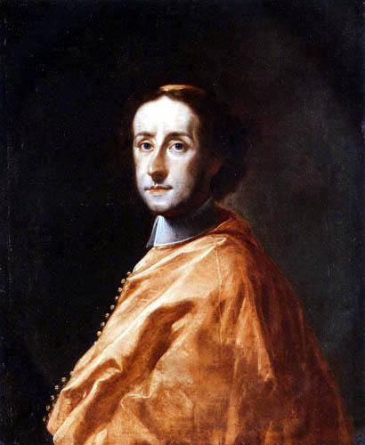 Francesco Trevisani - Cardinal Pietro Ottoboni