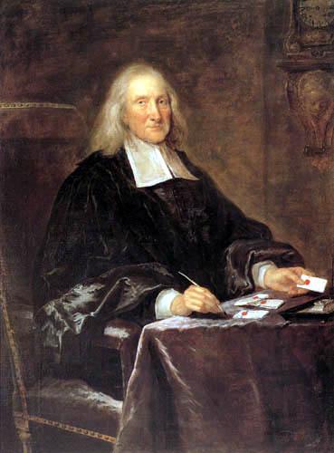 François de Troy - Portrait Toussaint Rose