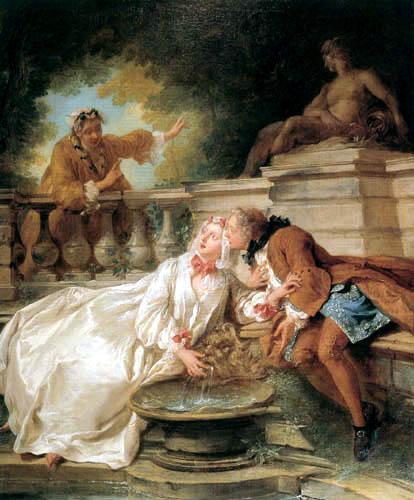 Jean-François de Troy - Rendezvous