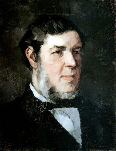Wilhelm Trübner - Der Hofgoldschmied Georg Trübner