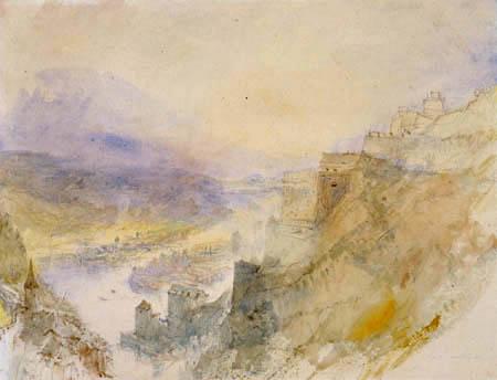 Joseph Mallord William Turner - View of Passau