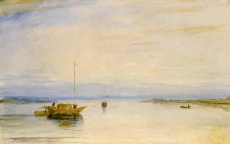 Joseph Mallord William Turner - Mainz