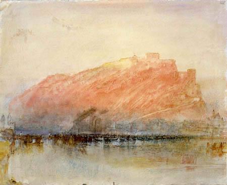Joseph Mallord William Turner - Ehrenbreitstein