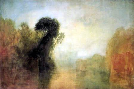 Joseph Mallord William Turner - Landschaftskomposition von Tivoli