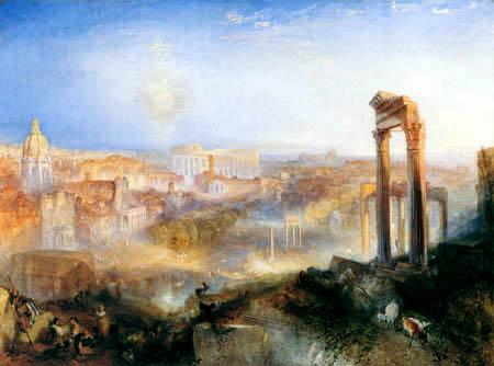 Joseph Mallord William Turner - Modern Rome