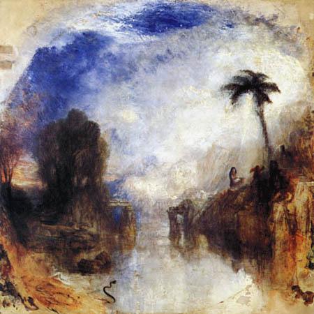 Joseph Mallord William Turner - Flight to Egypt