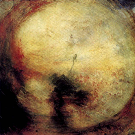 Joseph Mallord William Turner - Light and Colour-The Morning after the Deluge