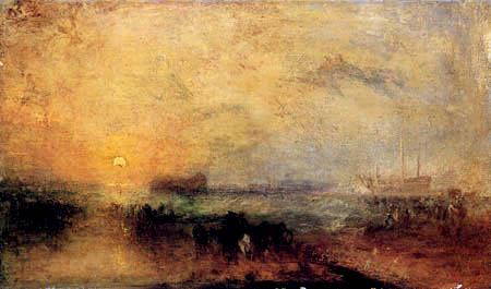 Joseph Mallord William Turner - The day after the storm
