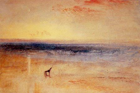 Joseph Mallord William Turner - Dawn after the shipwreck