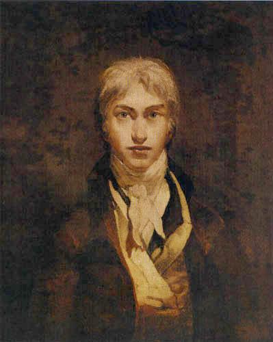 Joseph Mallord William Turner - Selbstbildnis