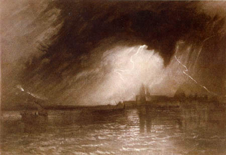 Joseph Mallord William Turner - Sicile