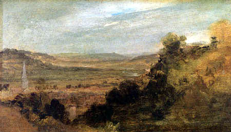 Joseph Mallord William Turner - Godalming von Süden
