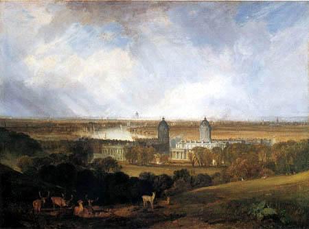 Joseph Mallord William Turner - London