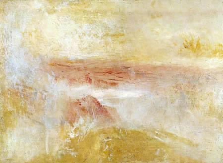 Joseph Mallord William Turner - Mountain Landscape