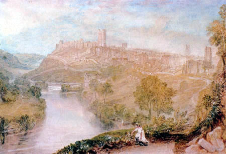 Joseph Mallord William Turner - Richmond, Yorkshire