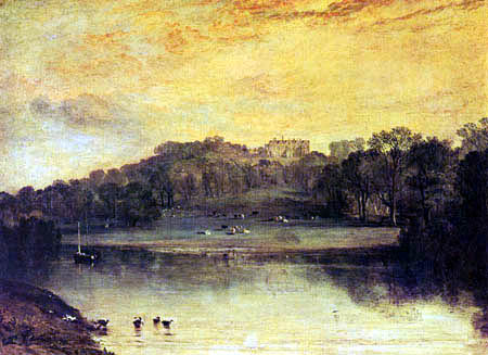 Joseph Mallord William Turner - Somer Hill, Tunbridge
