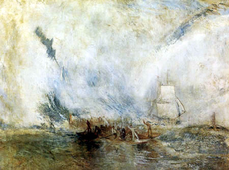 Joseph Mallord William Turner - Whalers