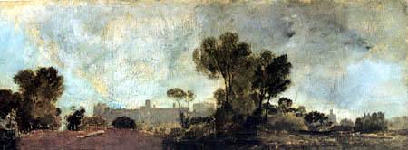 Joseph Mallord William Turner - Windsor Castle from Salt Hill
