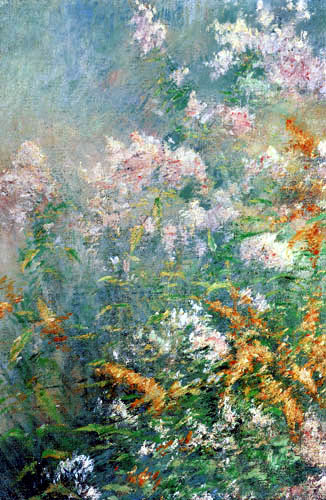 John Henry Twachtman - Wildflowers