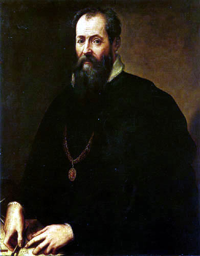 Giorgio Vasari - Selfportrait
