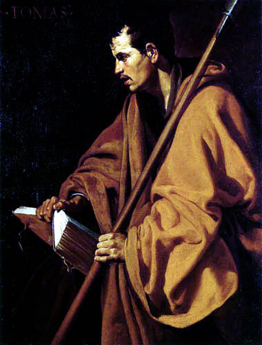Diego R. de Silva y Velázquez - St. Thomas