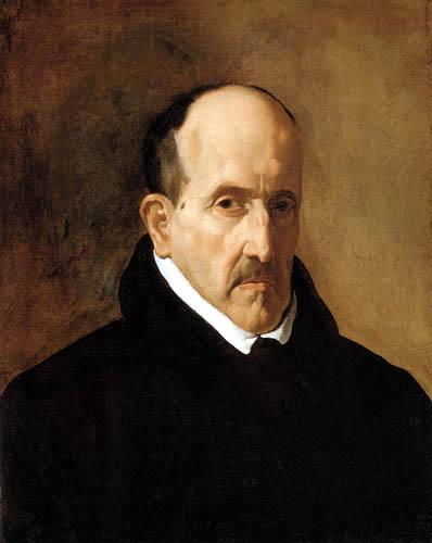 Diego R. de Silva y Velázquez - Don Luís de Góngora y Argote