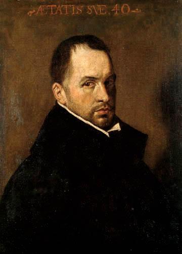 Diego R. de Silva y Velázquez - Portrait of a man