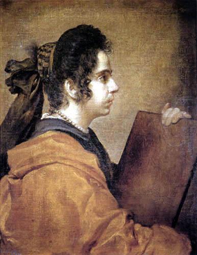 Diego R. de Silva y Velázquez - Sibylle