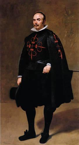 Diego R. de Silva y Velázquez - Don Pedro de Barberana y Aparregui