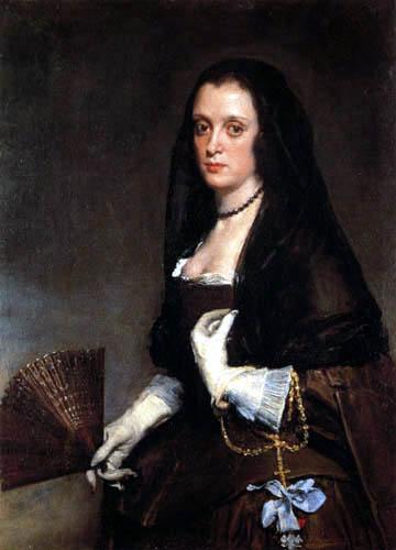 Diego R. de Silva y Velázquez - A Lady