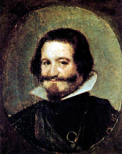 Diego R. de Silva y Velázquez - Conde Duque de Olivares