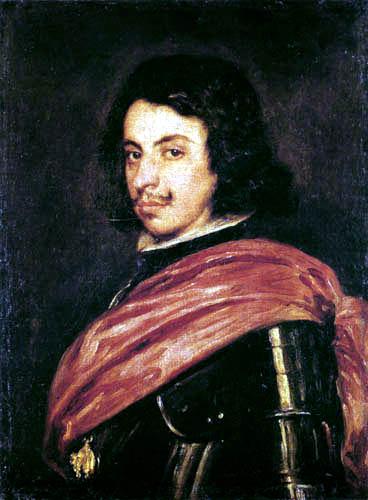 Diego R. de Silva y Velázquez - Francesco II. d´Este, duke of Modena