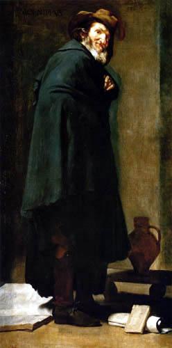 Diego R. de Silva y Velázquez - Ménippe