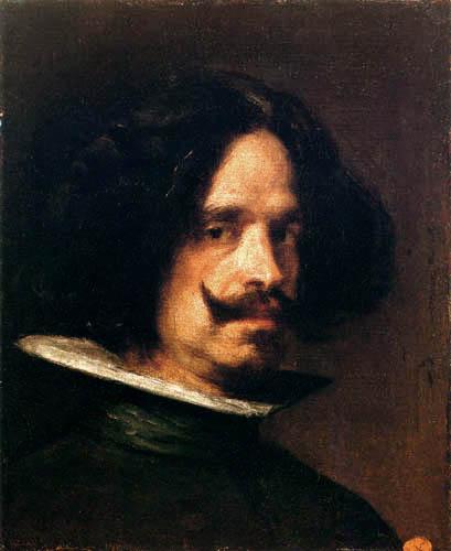 Diego R. de Silva y Velázquez - Selfportrait