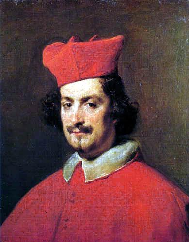 Diego R. de Silva y Velázquez - Cardinal Astalli