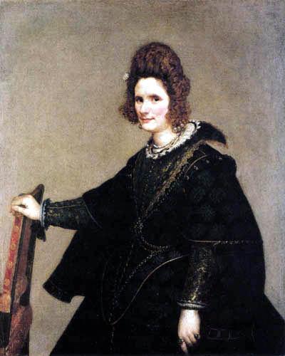 Diego R. de Silva y Velázquez - Portrait of a lady