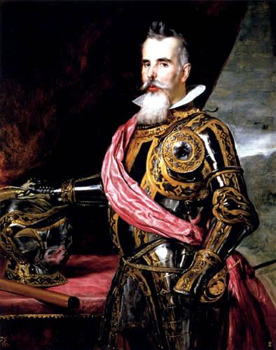 Diego R. de Silva y Velázquez - Juan Francisco de Pimentel