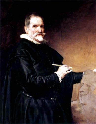 Diego R. de Silva y Velázquez - Juan Martínez Montañés