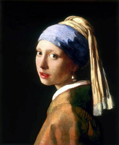 Jan Vermeer van Delft - The Girl with the Pearl Earring