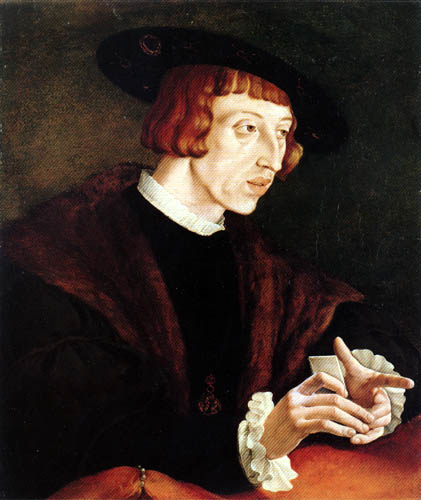Jan Cornelisz Vermeyen - Ferdinand of Austria
