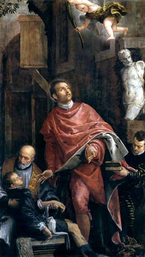 Paolo Veronese (Caliari, Cagliari) - The Miracle of Saint Pantaleon