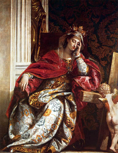 Paolo Veronese (Caliari, Cagliari) - The Dream of St. Helena