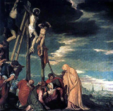 Paolo Veronese (Caliari, Cagliari) - Kreuzigung